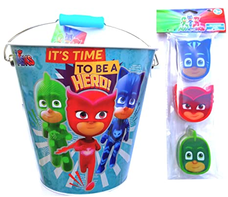 PJ Masks Tin Easter Bucket