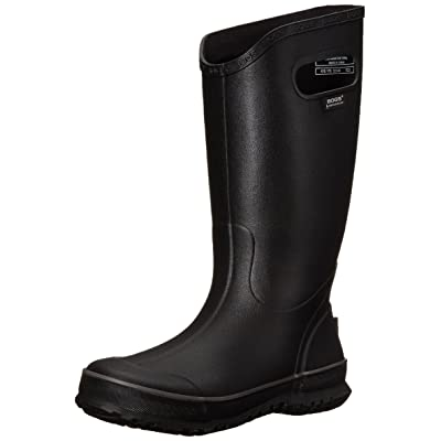 Bogs Mens Waterproof Rubber Rain Boot | Snow Boots