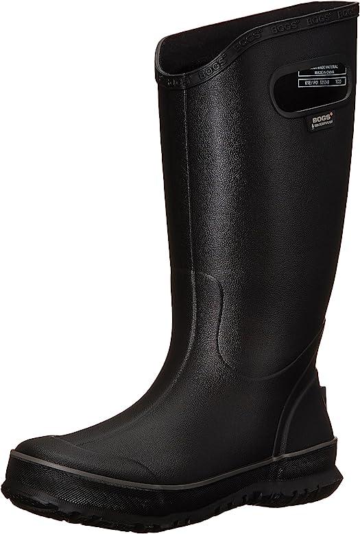 Waterproof Rubber Rain Boot