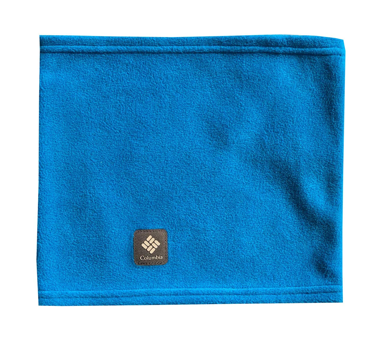 Columbia Unisex Agent Heat Omni-Heat Thermal Reflective Fleece Neck Gaiter Scarf (Bright blue) by Columbia