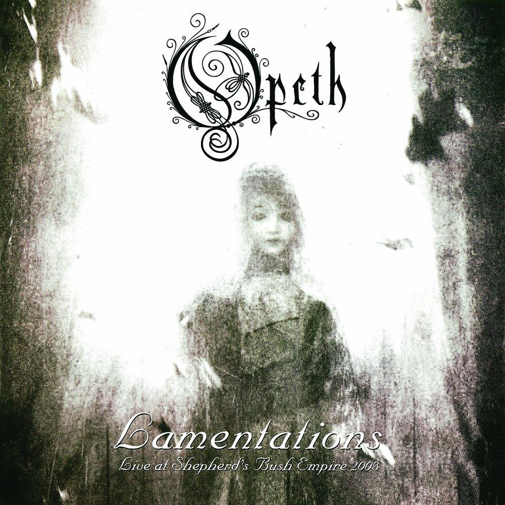 DVD : Opeth - Lamentations [Special Edition] (Special Editio