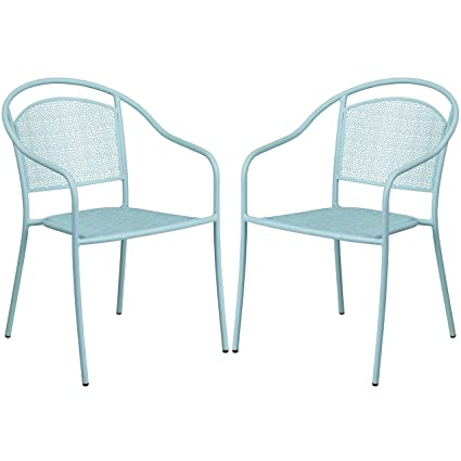 Amazon.com: A Line Furniture Tiffany - Sillones de patio con ...