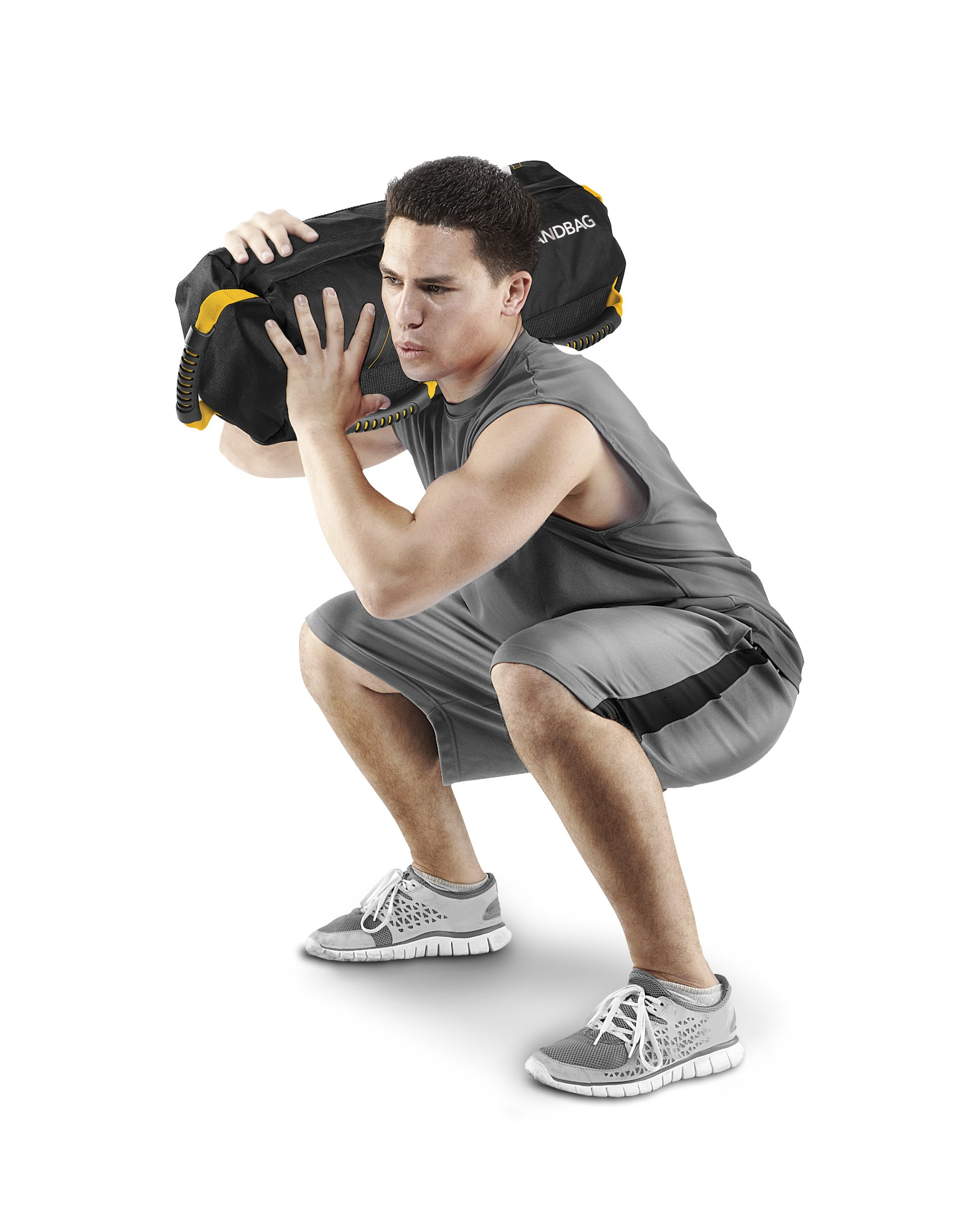 SKLZ Super Sandbag - Heavy Duty Training Weight Bag by SKLZ (Image #8)