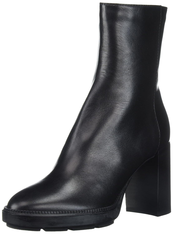 Aquatalia Women's Isla Calf Ankle Boot B06XNVZGFC 12 M M US|Black