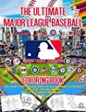 The Ultimate Major League Baseball MLB Coloring Book: Your Favorite Sports Coloring Book with Over 60 Amazing…