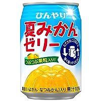 JT ひんやり夏みかんゼリー 270g×24本
