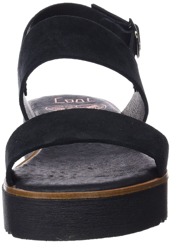 2ae4e0a4620 COOLWAY Women s Dorita Open Toe Sandals  Amazon.co.uk  Shoes   Bags