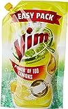 Vim Dishwash Lemon Pouch - 115ml