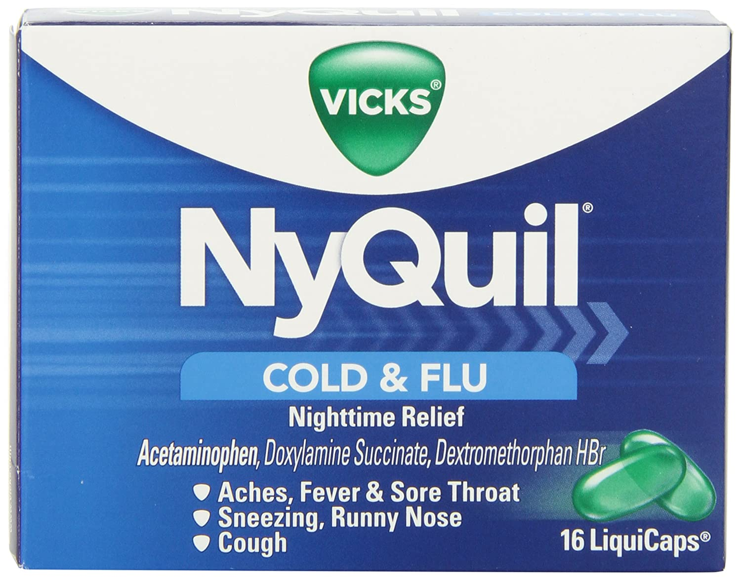 how to use vicks for a cold