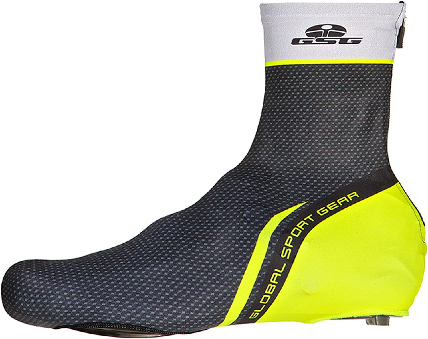 GSG Bassano - Men´s Shoe Covers - Lycra - Yellow