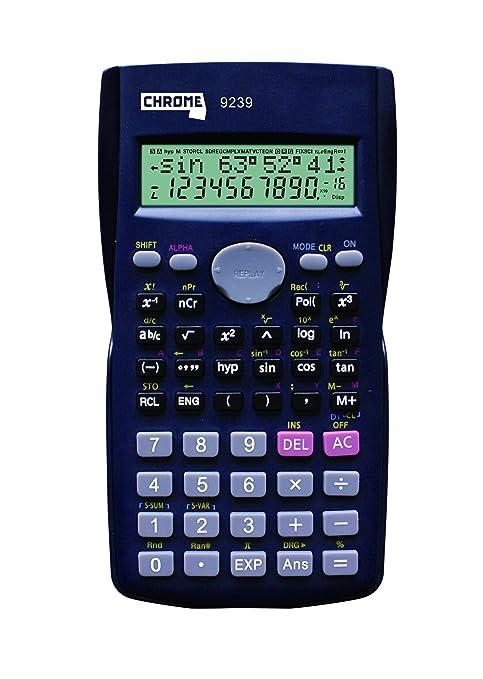 chrome cc 82ms 9239 2 line display scientific calculator amazon in rh amazon in casio fx-82ms manual de uso casio fx-82ms manual de uso