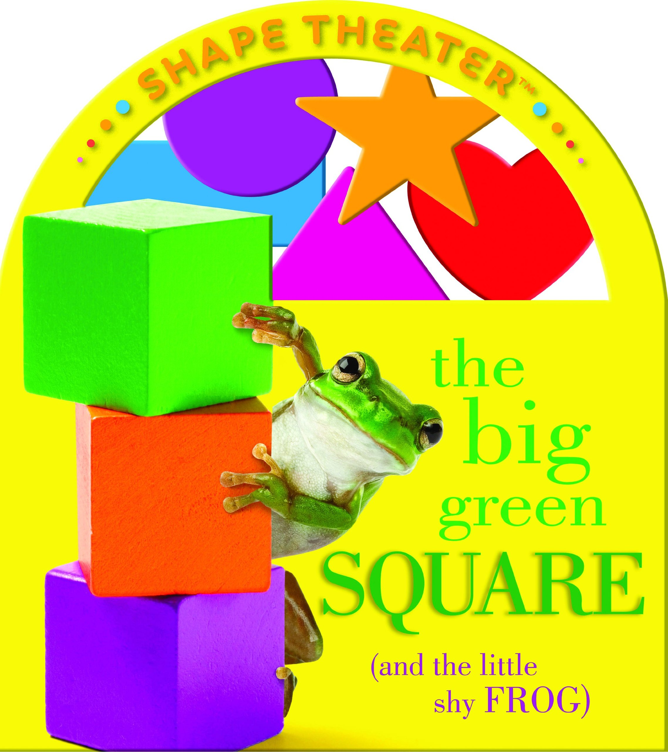 Download The Big Green Square (and the little shy frog) (ConceptTheater Book series) (Shape Theater) pdf