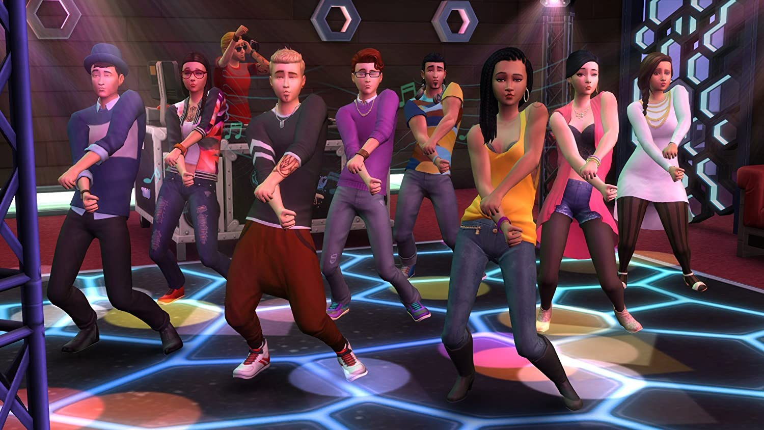 Amazon.com: The Sims 4 Get Together - PC: Video Games