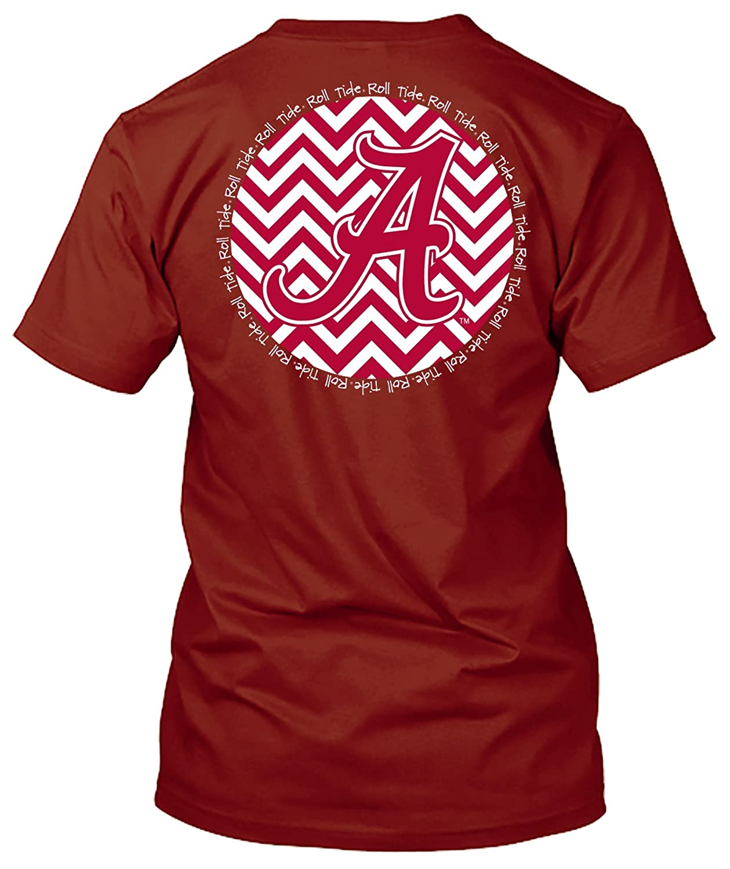 【初回限定】 Alabama Crimson Tshirt Tide Chevron Tshirt Alabama Medium Medium B017WPO5QU, 網走市:806d8fdc --- a0267596.xsph.ru