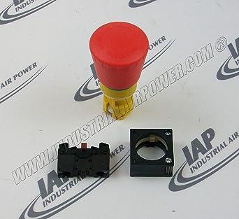 1089-0362-16 - Botón de presión para compresores de aire Atlas Copco