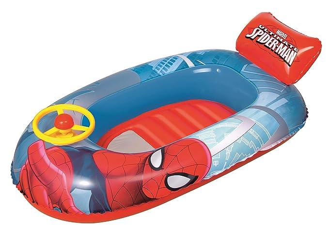 Barca Hinchable Infantil Bestway Spiderman: Bestway - A1301028 ...