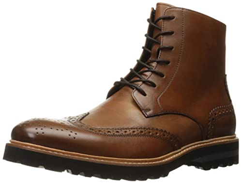 KENNETH COLE Click Sound, Botines para Hombre, Marrón (Cognac 901), 40 EU: Amazon.es: Zapatos y complementos