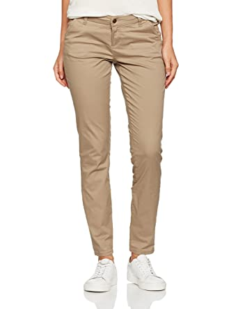 Chinohose - Beige Only XQr7WsRc5