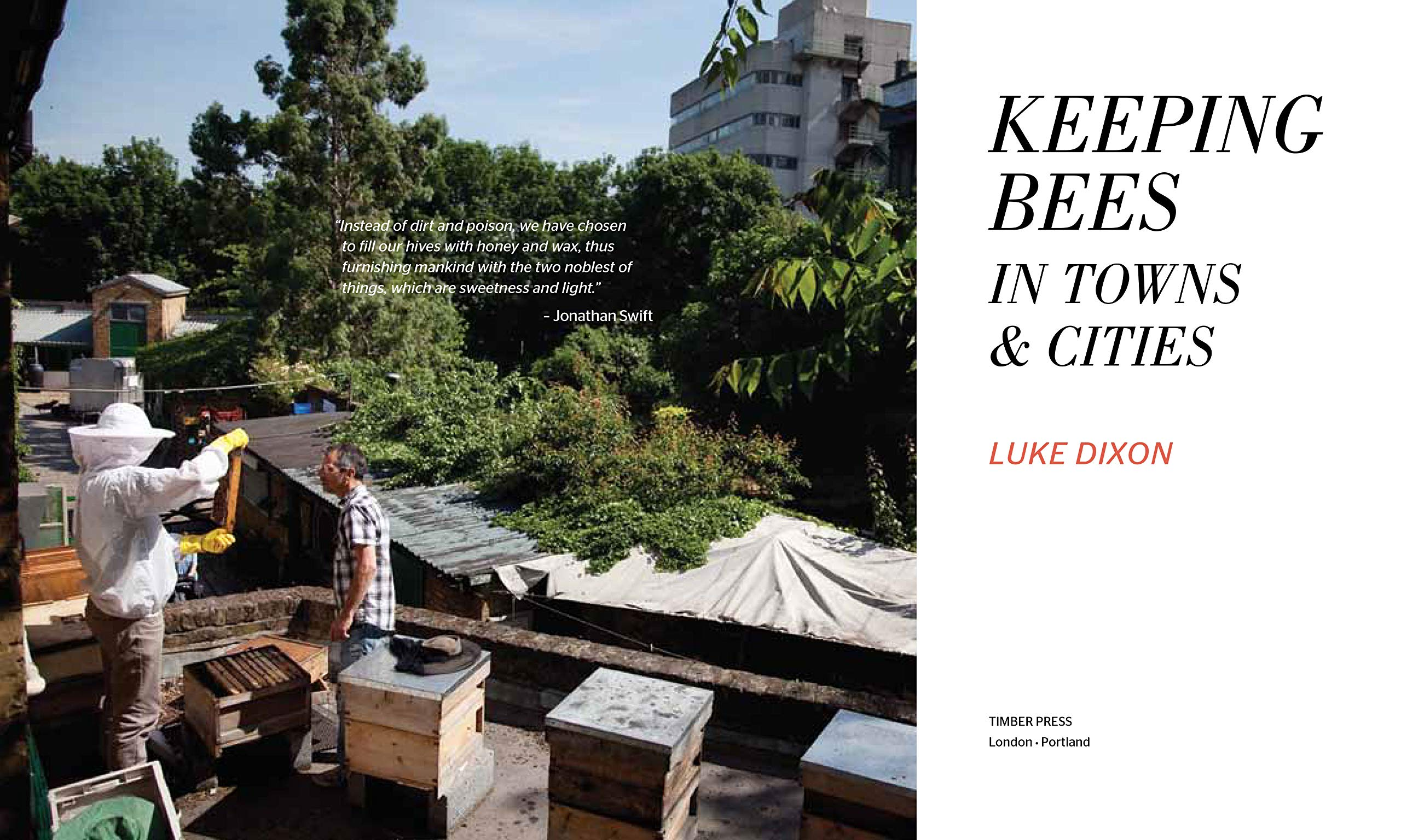 Keeping Bees in Towns and Cities: Amazon.es: Luke Dixon ...