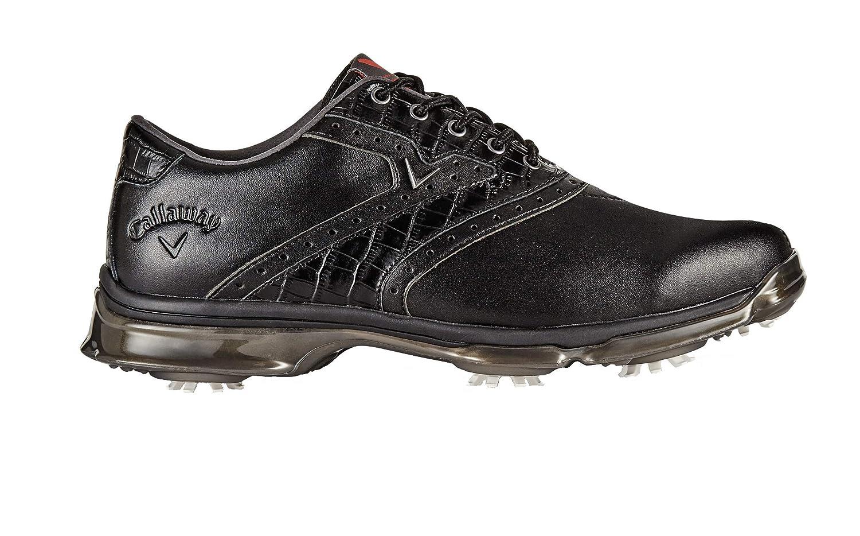 Callaway 2017 x Nitro Pt防水メンズスパイクゴルフshoes-leather 12 UK/ EUR 47 / US 13 ブラック B01N21TBVW