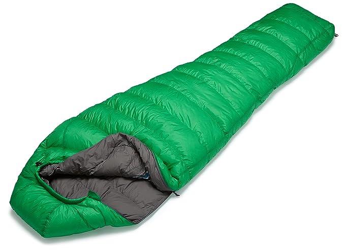 SALEWA Schlafsack Myon Sl -2 Sb - Saco de dormir momia para acampada, color verde, talla Link: Amazon.es: Deportes y aire libre