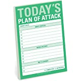 Knock Knock Today's Plan of Attack Great Big Stickies (Stationery)