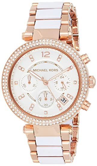 Michael Kors Reloj de Cuarzo MK5774: Michael Kors: Amazon.es: Relojes