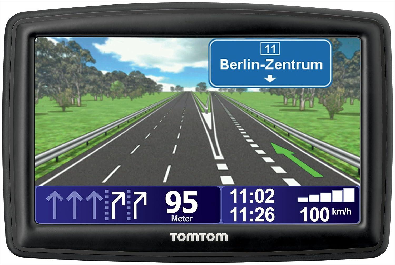 Tomtom Xxl Iq Routes Classic Central Europe Traffic Elektronik