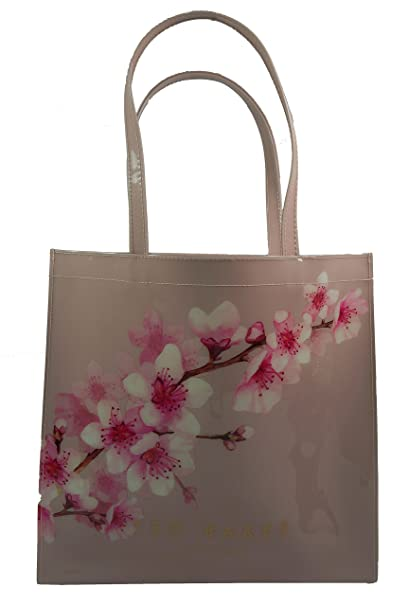 48154fe03c Buy Ted Baker Pammcon Soft Blossom Large Icon Tote Light Pink Online ...