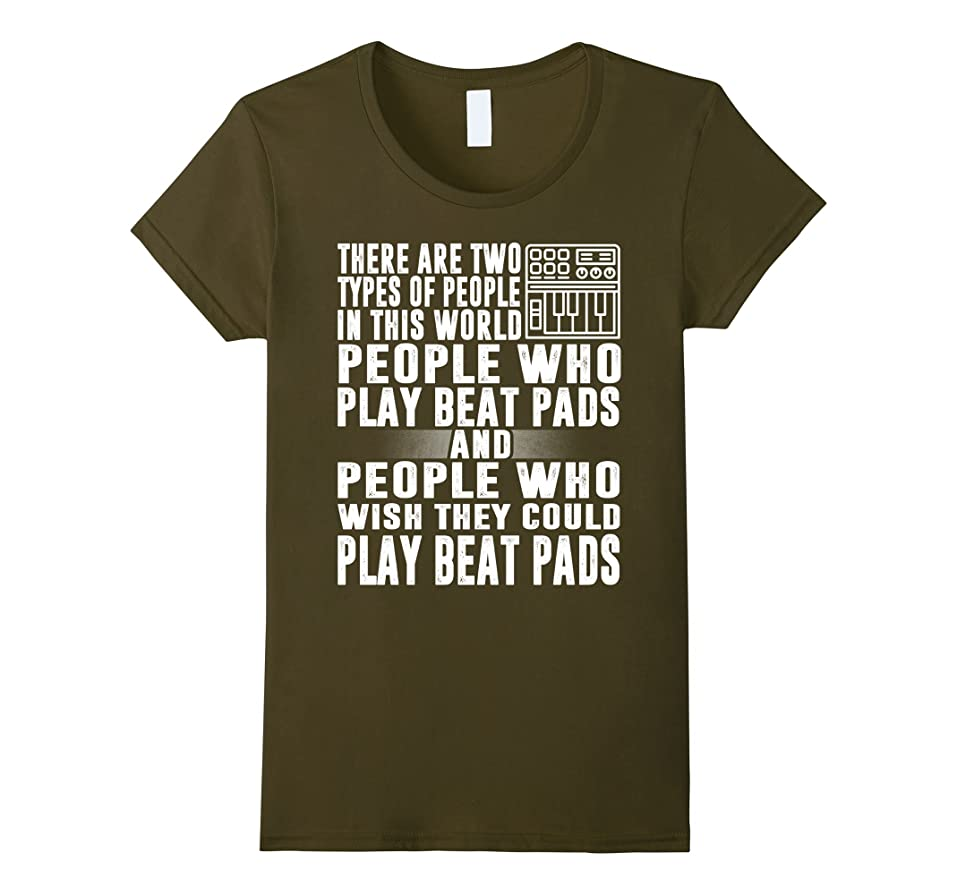 Amazon People Who Play Beat Pads T Shirt Clothing