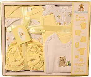 Big Oshi Baby 7-Piece Layette Gift Set - PLK-579 eafc65f4b
