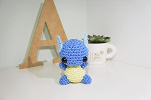 Amazon.com: Mini Gang Amigurumi Crochet Pattern (Easy Crochet Doll ... | 333x500