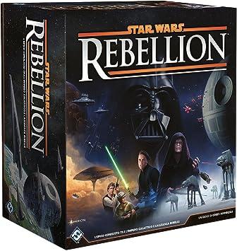 Asterion 9090 – Juegos Star Wars Rebellion: Amazon.es: Juguetes y ...