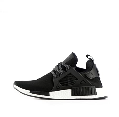 adidas Adidas NMD_xr1 - Zapatillas de Tela para Hombre Negro Negro/Blanco 42,5 EU, Color Negro, Talla 46 2/3 EU: Amazon.es: Zapatos y complementos