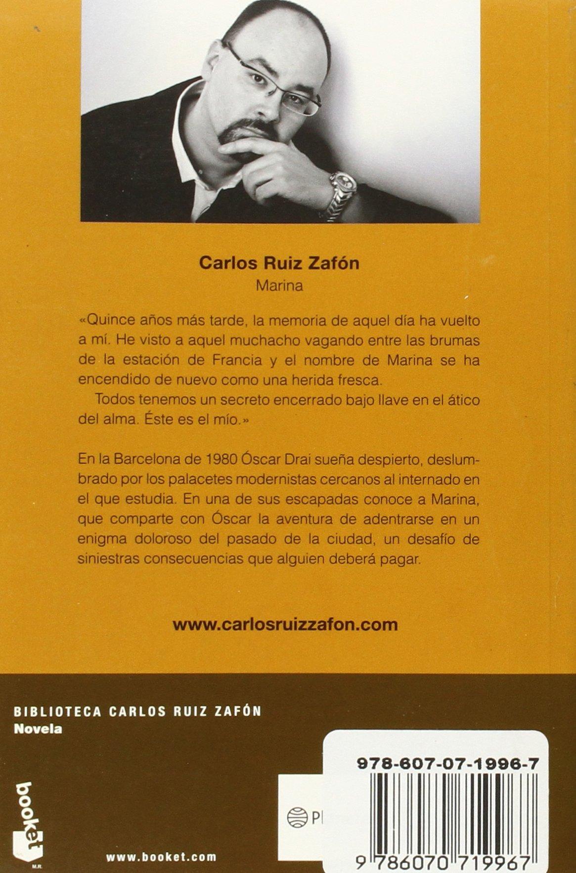 Buy Marina / Marine (Biblioteca Carlos Ruiz Zafon) Book Online at Low  Prices in India   Marina / Marine (Biblioteca Carlos Ruiz Zafon) Reviews &  Ratings ...
