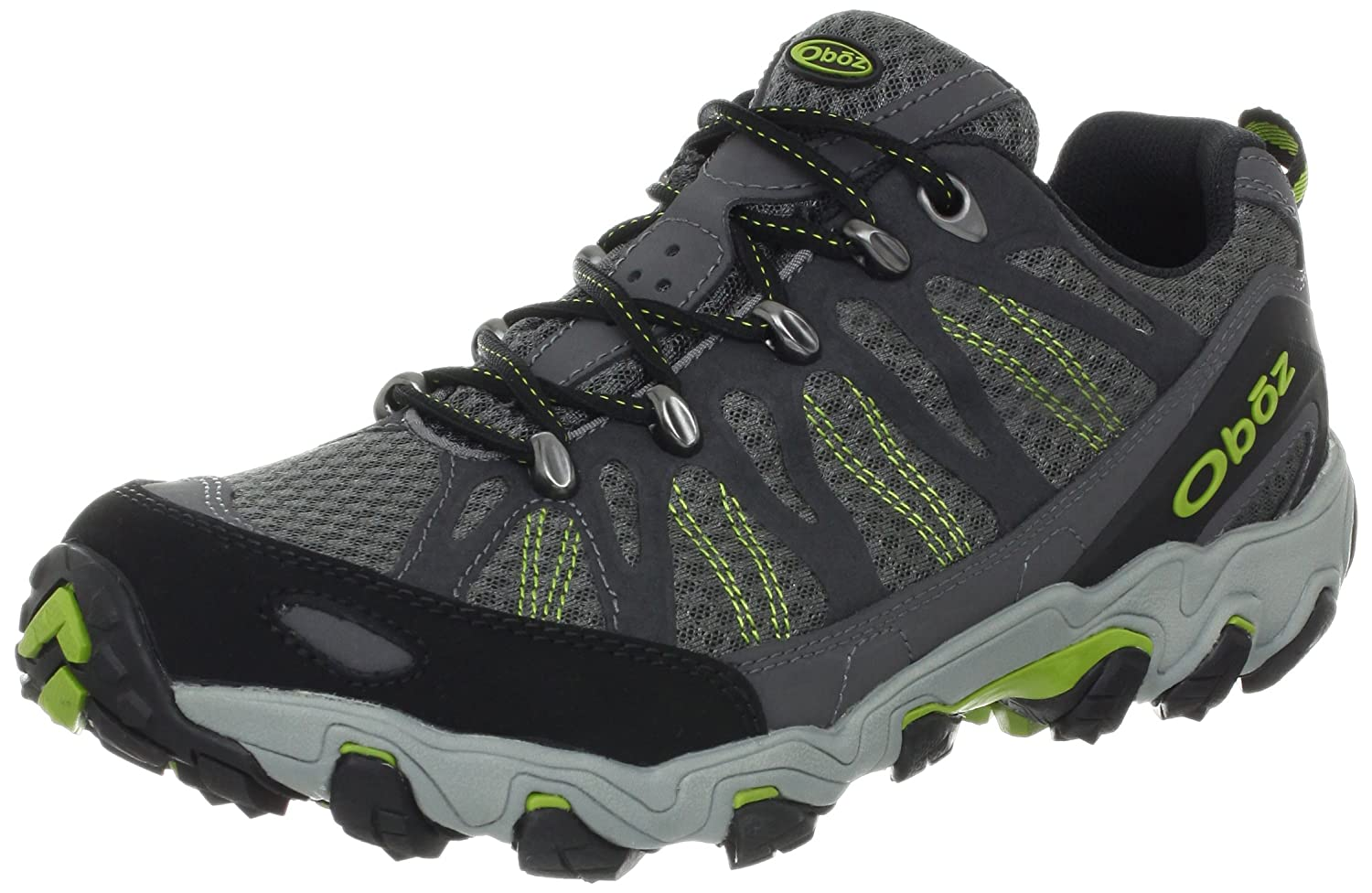 Oboz Men's Traverse Low Hiking Shoe Traverse Low-M