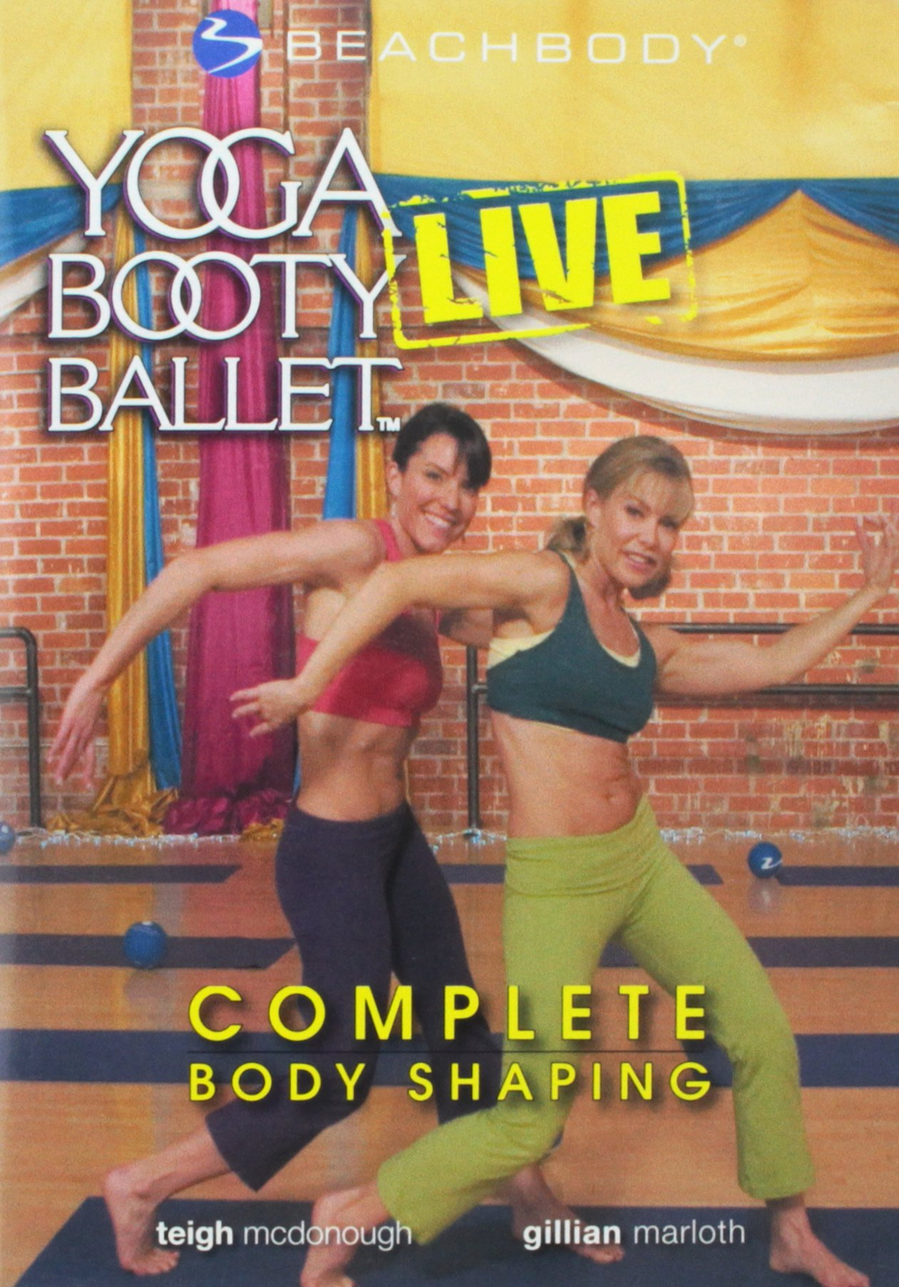 Download Yoga Booty Ballet Live: Complete Body Shaping! (Beach Body) pdf epub