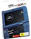 New Nintendo 3DS XL Console Blue
