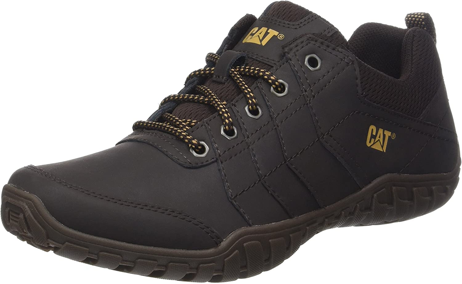 Caterpillar Instruct, Botas Clasicas para Hombre, Marrón (Brown P722310), 41 EU