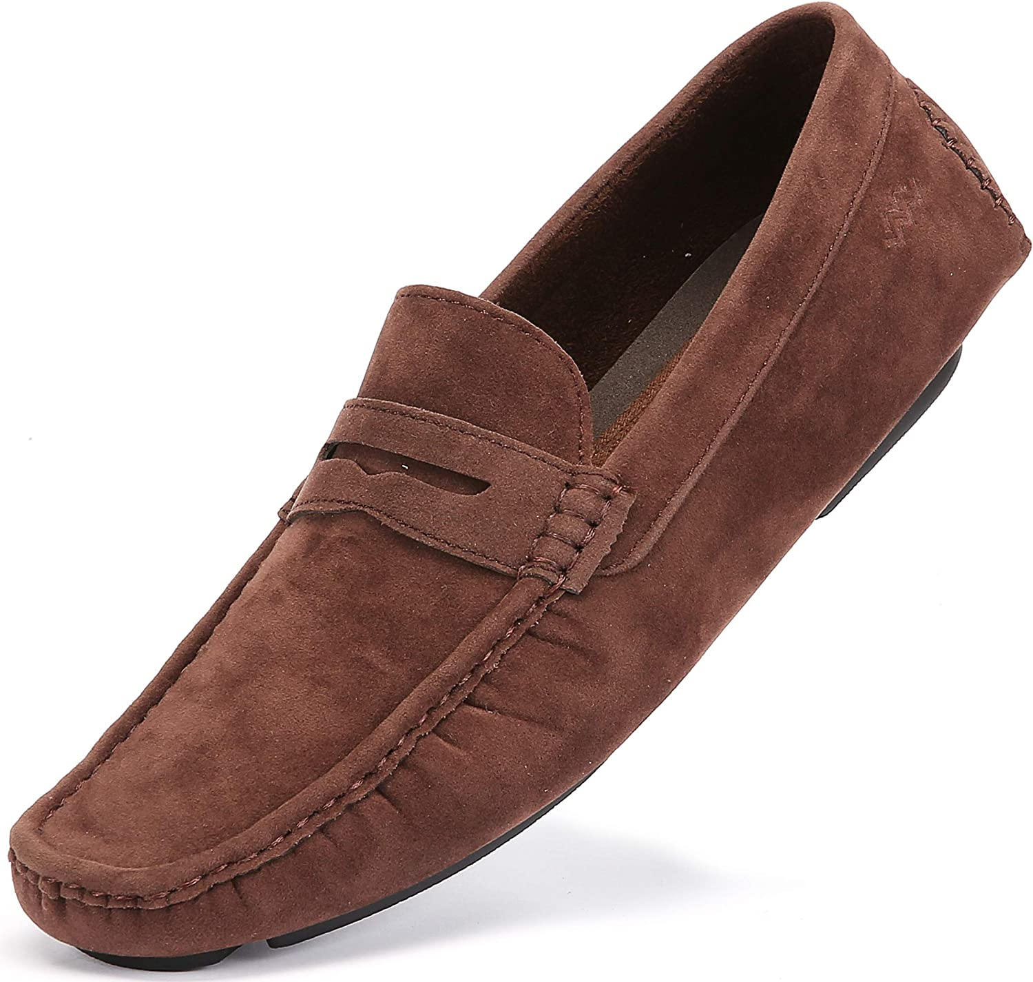 Mio Marino Mens Loafers and Slip On