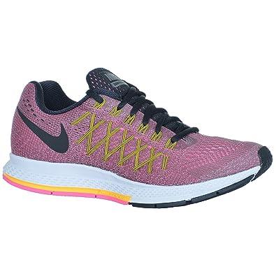 the best attitude c0afb 2951c Nike Womens Air Zoom Pegasus 32 - UK 7.5, GREY BLACK ORANGE  Amazon.co.uk   Shoes   Bags