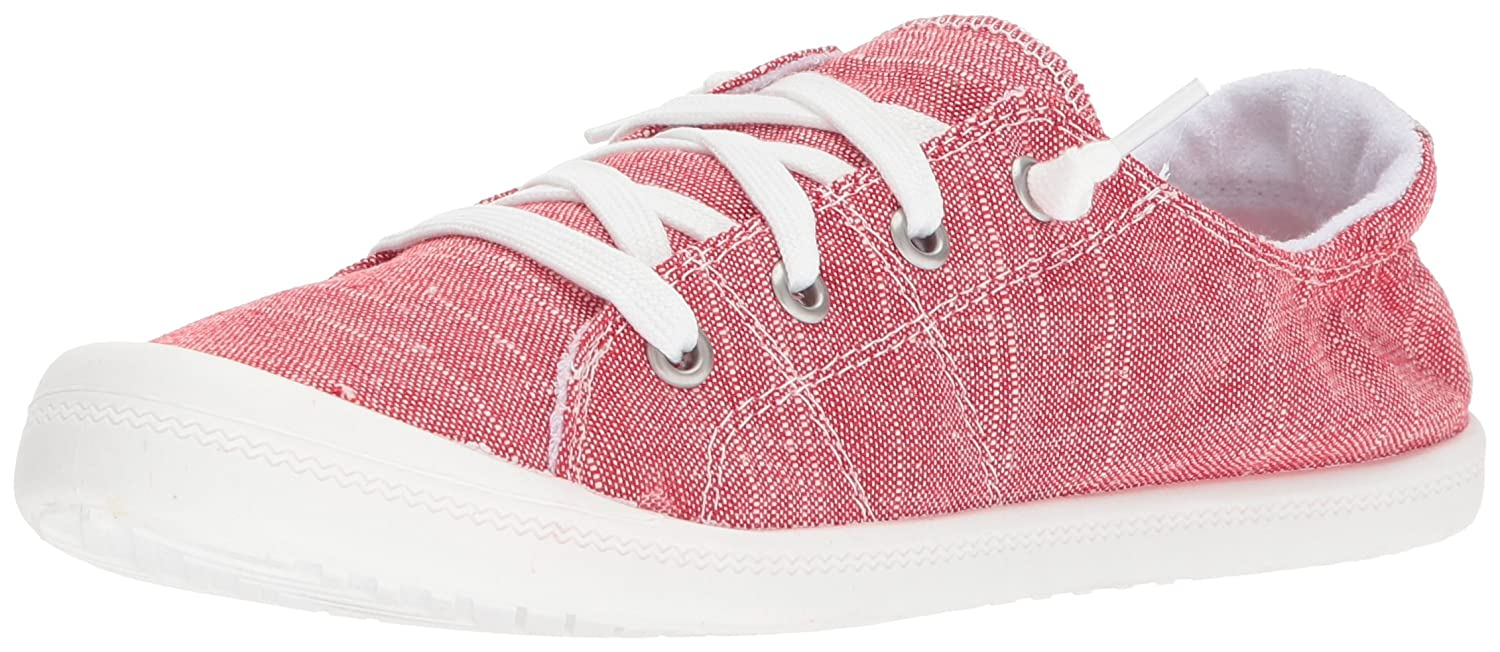 Not Rated Women's Rae Sneaker B0711R1WT7 7 B(M) US|Red