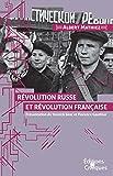 Revolution russe et revolution française