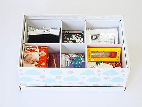 The Finland Original Safe /& Portable Sleeper and Starter Kit for Your Newborn Infant Boy or Girl Finnbin Baby Box Bassinet Bundle