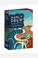 Nancy Drew Mystery Stories Books 1-4 Hardcover