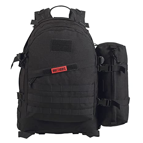 e6cabf75968f Amazon.com : OneTigris 50L 3 Day MOLLE Tactical Military Assault ...