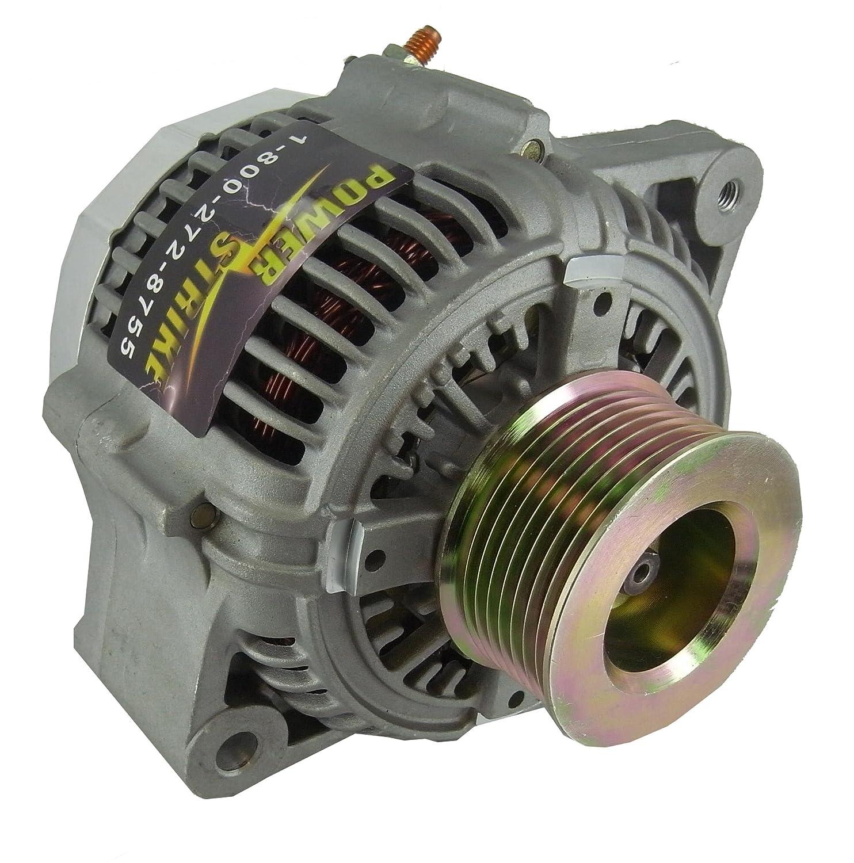 Alternator NEW John Deere Diesel 7600 7710 7800 8100T 8300T 8400 12195