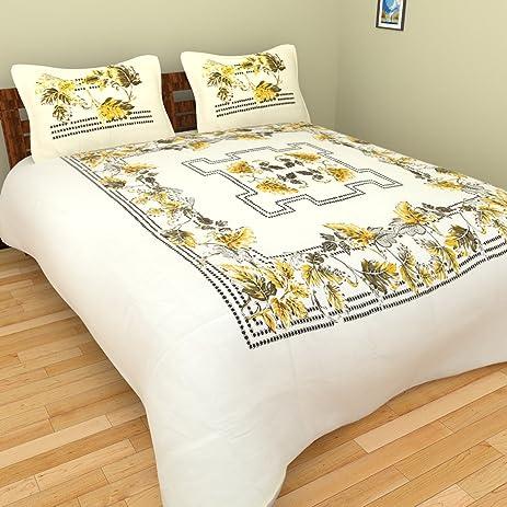 Superieur COT PRINTSÂ Letto 100% Cotton 200 TC Percale U0027Extra Largeu0027 Bed Sheet Set