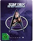 Star Trek: The Next Generation - Season 6 (Steelbook, exklusiv bei Amazon.de) [Blu-ray] [Limited Collector's Edition] [Limited Edition]