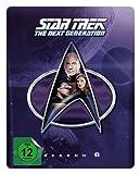Star Trek: The Next Generation - Season 6 (Steelbook, exklusiv bei Amazon.de) [Blu-ray] [Limited Collector's Edition] [Limited Edition]